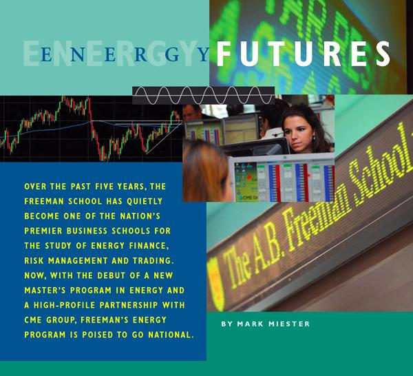 Energy Futures Lead