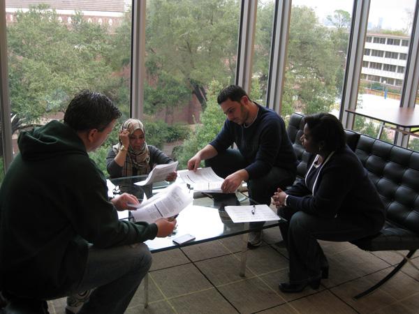 EMBA International Intensive Week Seminar