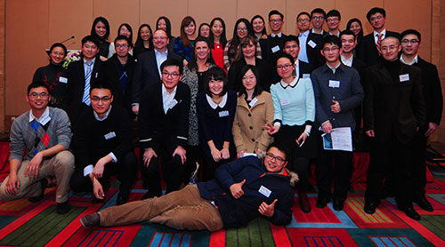 In January, TABA established a chapter in Shanghai, China, the association's first new international chapter is more than 20 years.
