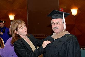 Lepage was awarded the Freeman School's Outstanding Alumnus Award in 2006.