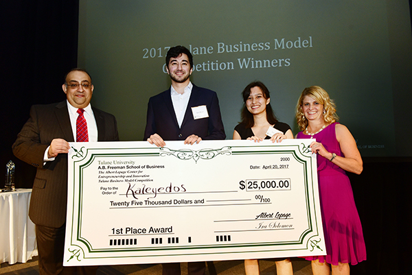 Tulane Business Model Competition