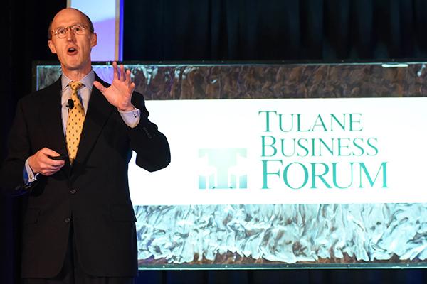 Tulane Business Forum