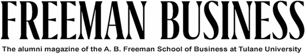 Freeman Business magazine nameplate