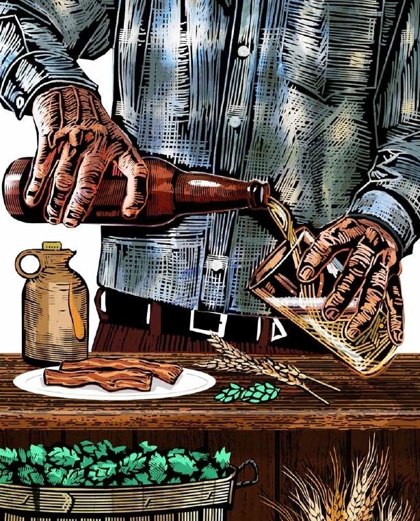 Kenny Harrison Illustration