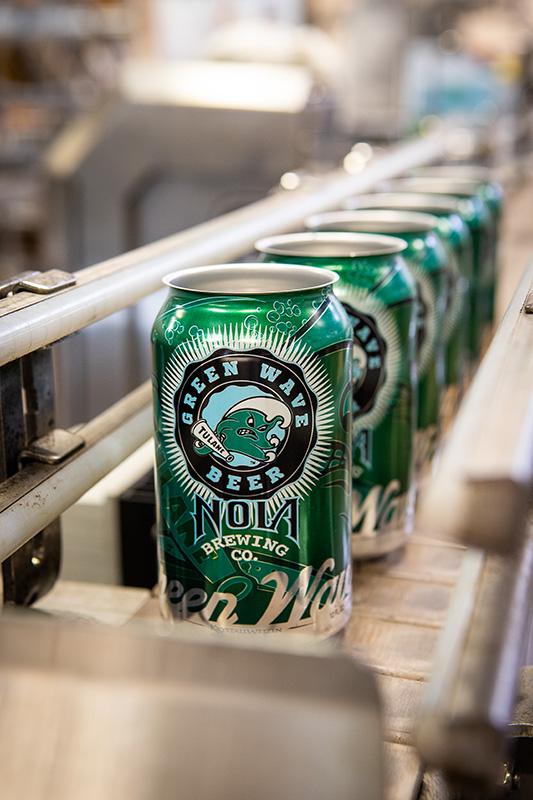 Green Wave Beer