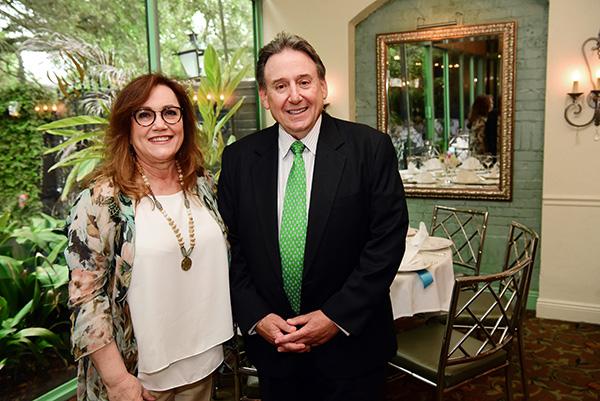 Susan and Ira Solomon